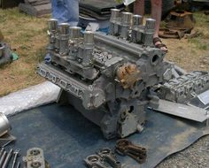 Ford DOHC small block