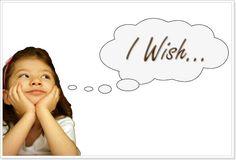 Конструкция «i wish» в английском языке