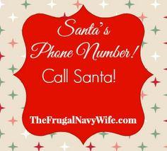 Call Santa Santa's P