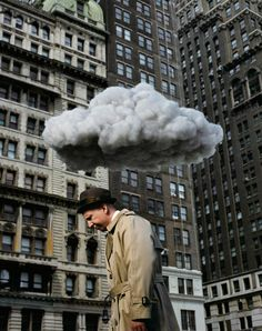 Hugh Kretschmer, Dark Cloud ©