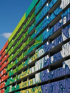 Street art in Warsaw, Poland  http://studyfun.pl http://blog.studyfun.pl