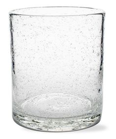 Look at this #zulilyfind! Bubble Double Old Fashion Glass - Set of Six #zulilyfinds
