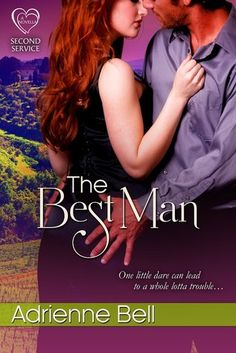 The Best Man: A Second Service Novella [Holly & Michael] by Adrienne Bell Michael Silva, A Good Man, The Man, Romance Authors, Everything Changes, Book 1, Novels, Good Things, Face