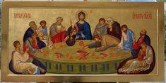 Last Supper, Ikon, Trinidad, Celebrations, Scene, Pictures, Painting, Image, Art