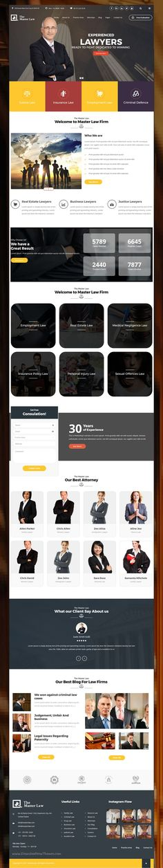 Amazing responsive 7in1 #WordPress theme for #webdev #Lawyer Legal Advisers, Legal offices, Attorneys, Barristers at Law, Counsels, Solicitors, Advocates website download now➩ https://themeforest.net/item/lawbase-agency-corporate-business-wordpress-theme/16718478?ref=Datasata