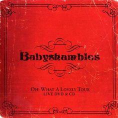 Oh What A Lovely Tour - Babyshambles Live EMI http://www.amazon.co.uk/dp/B0016CP2N6/ref=cm_sw_r_pi_dp_xad9vb14727PC