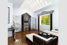 living room design by Milan Sipek