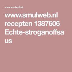www.smulweb.nl recepten 1387606 Echte-stroganoffsaus