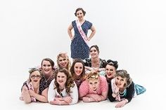 Totally Vintage Hen Party Ideas