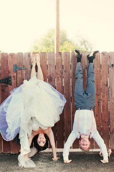 Crossfit wedding.