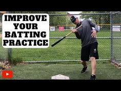 5 Ways To Improve Your Batting Practice! Baseball Hitting Drills, Softball Drills, Micronized Creatine, Extreme Ownership, Baseball Videos, Creatine Monohydrate, Baseball Training, Running Workouts, Navy Seals