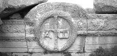 Basilica dei Santi Apostoli, Anazarbe (un'antica città della Cilicia, oggi Turchia), la fine del V – inizio del VI secolo. Buddha, Lion Sculpture, Statue, Art, Art Background, Kunst, Gcse Art, Sculptures, Sculpture