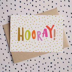 Cute Cards, Diy Cards, Cumpleaños Diy, Diy Postcard, Watercolor Cards, Stationery Design, Making Ideas, Print Patterns, Pattern Print