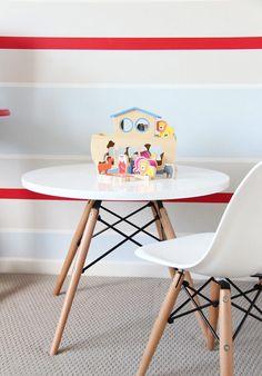 Baby bedroom idea: around the world.