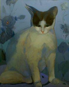 Peinture, 2009 par Ledun Nasir -                          Peinture contemporaine