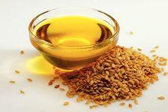 Olej lniany - płynne złoto