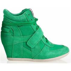 b91c53cefb85 Just bought a pair of wedge sneakers and I LOVE them!! Wedge Sneakers