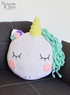 Unicorn Crochet Pattern The Best Collection