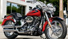 Harley Davidson Softtail Fat Boy  I want this!