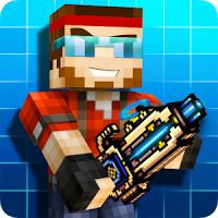Pixel Gun 3D Pocket Edition 10.6.1 APK  MOD  Data  action games