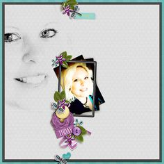 """""""TODAY"""" from the gallery at Real Life Scrapped Created with Frolic by Jennifer Labre Designs at Mscraps http://www.mscraps.com/shop/jenniferlabredesigns-frolic/"""