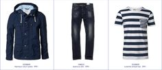 #MQ Blue Denim, Blues, The Selection, Athletic, Jackets, Fashion, Down Jackets, Moda, Athlete