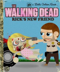 The Walking Dead kids book