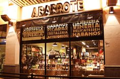 Abarrote on Branding Served