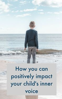Your child's inner voice is so important, it can encourage or discourage them, motivate them or make them despair. And we have to realise that as parents we have a huge impact upon our child's inner voice. Click through for some positive parenting inspiration and let's parent with mindfulness  and raise confident kids
