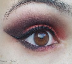 [Aktion] Sultry Thursday - Red Smokey Eye | Sweet Cherry http://sweetcherry11.blogspot.de/2012/08/aktion-sultry-thursday-red-smokey-eye.html