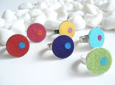 filamento store felt rings - i have two of them