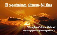 COMPLEJO CULTURAL GALATRO 2: AGRADECIMIENTO: