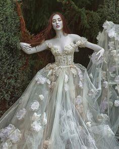 45 Ideas Wedding Dresses Tulle Princess Fairytale For 2019