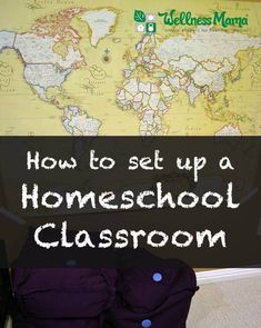 How to set up a Montessori inspired homeschool classroom