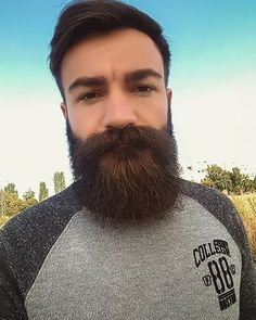 More beard than man! Tag to be featured. #beard #beards #beardy #bearded #beardedman #beardedmen #beardedgentleman #beardlife #beardlove #beardlover #beardporn #beardsandtattoos #beardsofinstagram #beardstagram #instabeard #teambeard #beardclub #allthebeards #fortheloveofbeards #Bristlr #ShowUsYourBristles #BareYourBeard @crnivitez