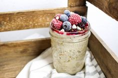 Healthy Bircher Muesli - This is the best Bircher muesli recipe I have made and eaten so far!
