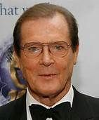 "Roger Moore -- (10/14/1927-??). English Actor. He portrayed Silky Harris on TV Series ""The Alaskans"", Beauregarde Maverick on ""Maverick"", Simon Templar on ""The Saint"" and Lord Brett Sinclair on ""The Persuaders!"". Movies -- ""Live and Let Die"" and Sequels as James Bond, ""That Lucky Touch"" as Michael Scott , ""The Wild Geese"" as Lt. Shawn Fynn, ""The Naked Face"" as Dr. Judd Stevens, ""The Quest"" as Lord Edgar Dobbs and ""The Enemy"" as Supt. Robert Ogilvie."