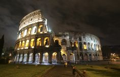 Colosseum in Rome (New) on the list. but I would think it would still be considered (Ancient) Places Around The World, The Places Youll Go, Great Places, Places To See, Beautiful Places, New Seven Wonders, Wonders Of The World, Rome Travel, Amalfi Coast