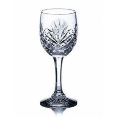 Dionysos Crystal Wine Goblets, Set of 6