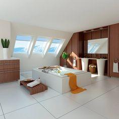 più luce, meno umidità. #casa #finestra #bagno #benessere