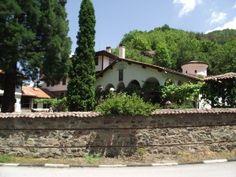 The seven thrones monastery (BG: Седемте престола)