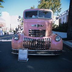 1941 Chevrolet C.O.E Truck by drfilm, via Flickr