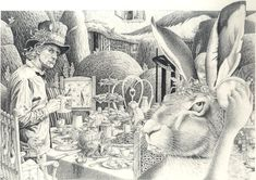 mad tea party by ~maryanne42 on deviantART
