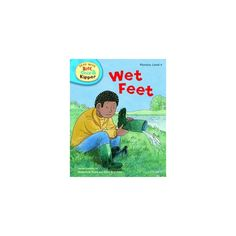Wet feet (Read With Biff, Chip, and Kipper: Phonics: Level 4) - English Wooks