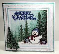 dutchess: christmas challenge 25...a snowy scene...