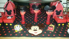 Birthday Mickey mouse Mickey Mouse Birthday, Birthday Parties, Party, Anniversary Parties, Birthday Celebrations, Receptions, Direct Sales Party