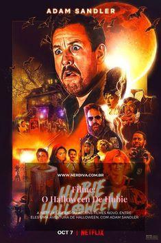 Como todo ano, a Netflix lançou um filme do Adam Sandler, e por ter a temática de Halloween, é claro que eu vi. Adam Sandler, Netflix, Halloween, Movies, Movie Posters, Art, Adventure, Adam Sandler Snl, Art Background