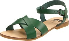BC Footwear Women's Swagger Ankle-Strap Sandal