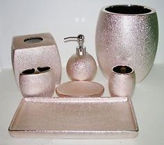 Rose Gold Bathroom Accessories At Homegoods And Marshall S