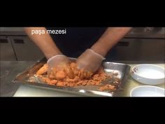 Lezzetli meze tarifleri Ali Haydar Usta - YouTube Oatmeal, Food And Drink, Pasta, Ali, Breakfast, Youtube, The Oatmeal, Morning Coffee, Rolled Oats